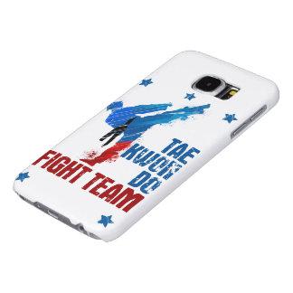 Taekwondo Kick Collection Samsung Galaxy S6 Case
