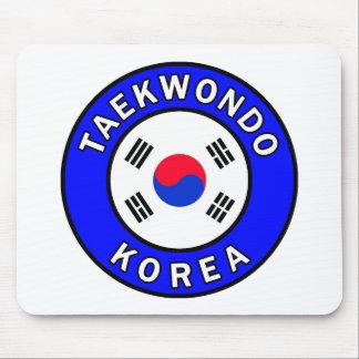 Taekwondo Mouse Pad