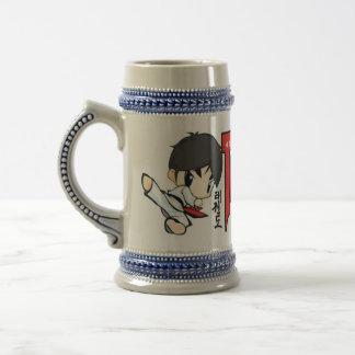 Taekwondo Mug (Stein Style)
