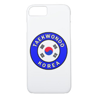 Taekwondo phone case