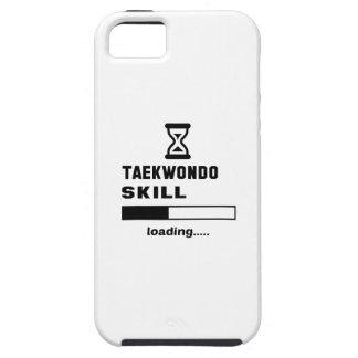 Taekwondo skill Loading...... iPhone SE/5/5s Case