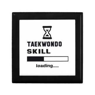 Taekwondo skill Loading...... Jewelry Box