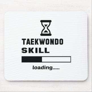 Taekwondo skill Loading...... Mouse Pad
