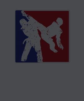 Taekwondo SPORT logo T Shirt