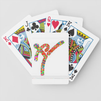 TAEKWONDO Sports Championship Deck Of Cards