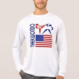 Taekwondo United States T-Shirt