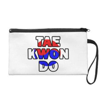 Taekwondo wristlet