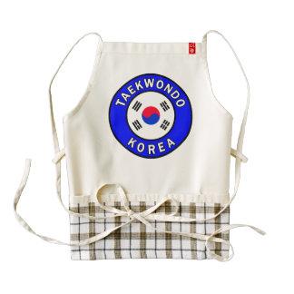Taekwondo Zazzle HEART Apron