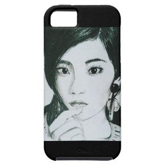 Taeyeon iPhone 5 Funda