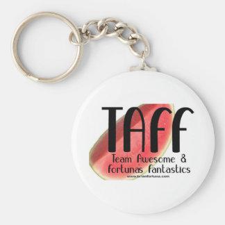TAFF Watermelon Keyring Key Chains