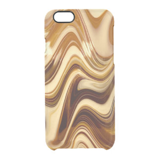 Taffy Pull iPhone 6/6S Clear Case