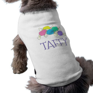 Taffy the Dog Boardwalk Salt Water Candy Beach Tee