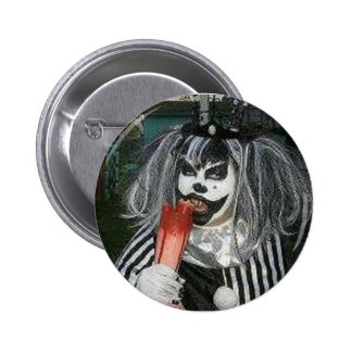 Taffy the Klown Button