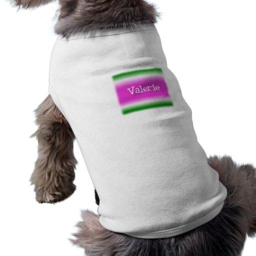Taffy Twist: Valerie Doggie Shirt