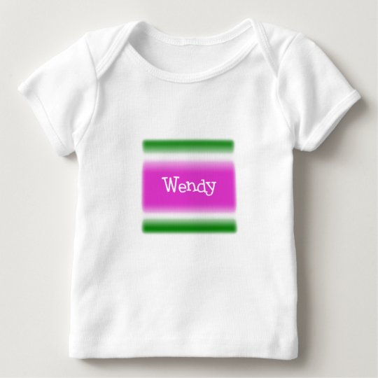 Taffy Twist: Wendy Baby T-Shirt