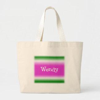 Taffy Twist: Wendy Tote Bags