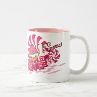 Taffyta: ¡1r en todo! taza de café