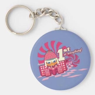Taffyta: 1st at Everything! Keychain