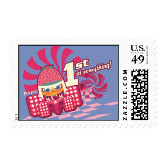 Taffyta: 1st at Everything! Postage Stamp
