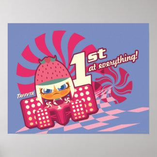 Taffyta: 1st at Everything! Print