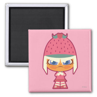 Taffyta 2 Inch Square Magnet
