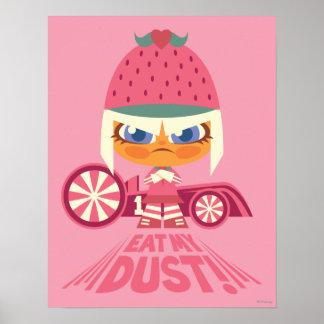 Taffyta: Coma mi polvo Póster