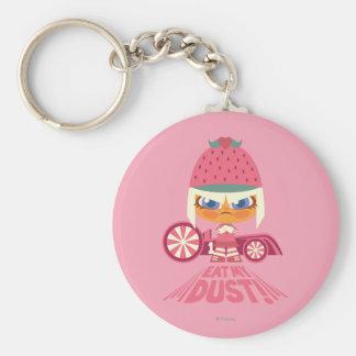 Taffyta: Eat My Dust Keychain