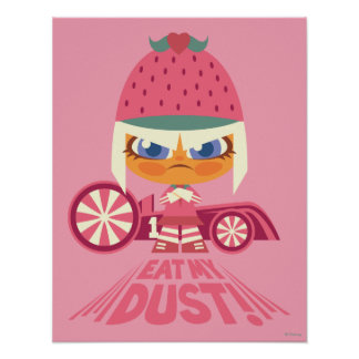 Taffyta: Eat My Dust Poster