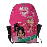 Taffyta & Vanellope Courier Bags
