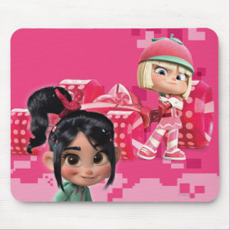 Taffyta y Vanellope Mouse Pads