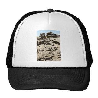 Tafoni Dwellings Vertical Trucker Hat