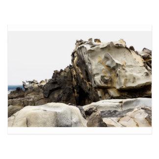 Tafoni Landscape with Large Clasp Postcard