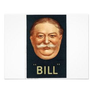 Taft 1908 comunicados personalizados