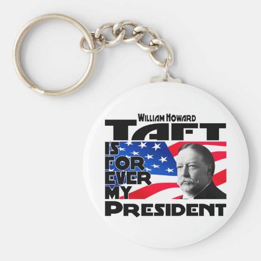 Taft Forever Keychain