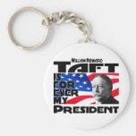 Taft Forever Keychains