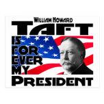Taft Forever Postcard
