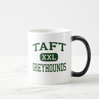Taft - Greyhounds - Junior - Taft Texas Magic Mug