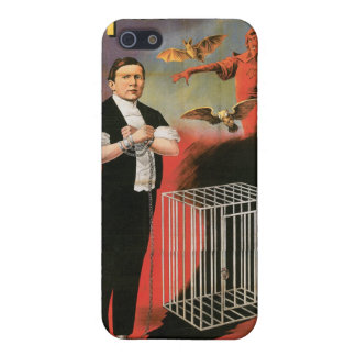Taft ~ Magician Devils Cage Vintage Magic Act Cover For iPhone SE/5/5s