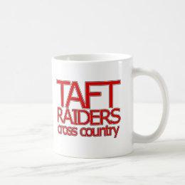 Taft Raiders Cross Countryl - San Antonio Coffee Mug