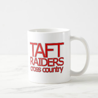 Taft Raiders Cross Countryl - San Antonio Coffee Mug