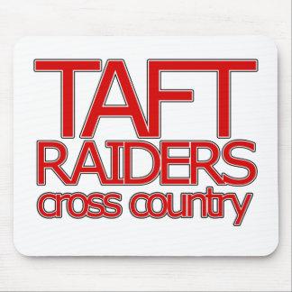 Taft Raiders Cross Countryl - San Antonio Mouse Pad