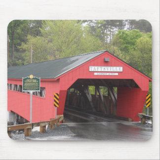 Taftsville Covered Bridge, Vermont Mouse Pad
