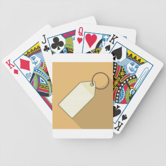 Tag Bicycle Playing Cards