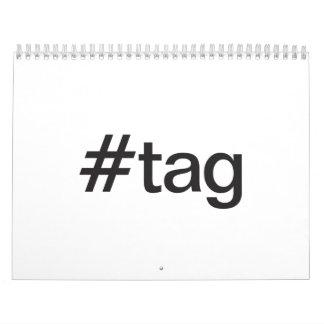 tag calendar