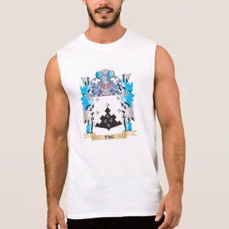 Tag Coat of Arms - Family Crest Sleeveless T-shirt