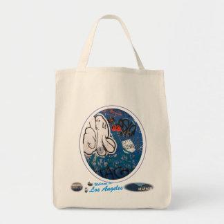 """""""Tag"""" Graffiti Tote Bag"""