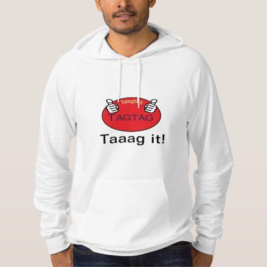Tag it sweater