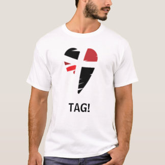 TAG! Jesus Says You're It! T-Shirt