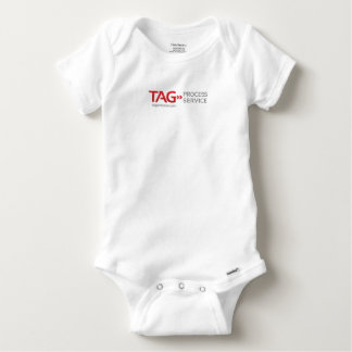 Tag Process Service For Babies Baby Onesie