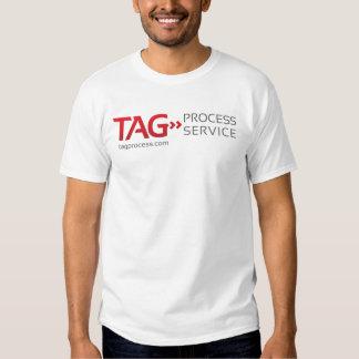Tag Process Service Full Name Shirts